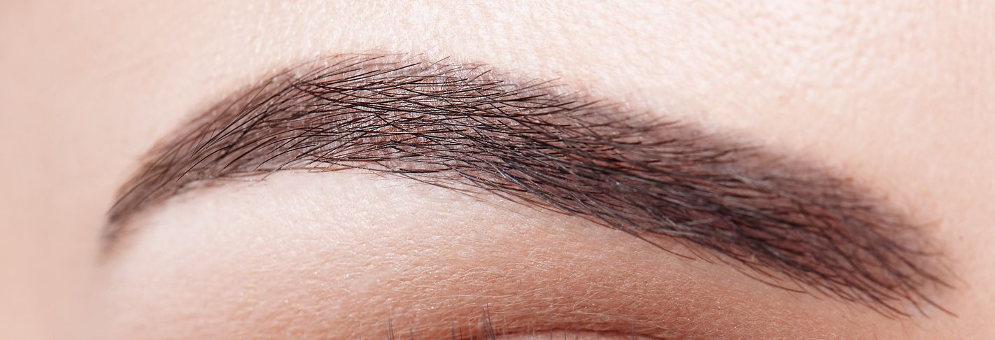 Maquillage permanent sourcils shading